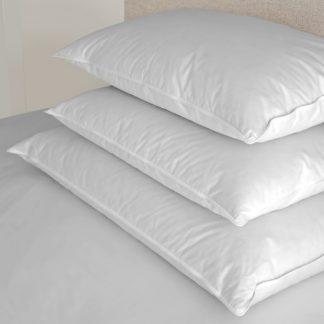 Hungarian 60/40 Goose Down Pillows